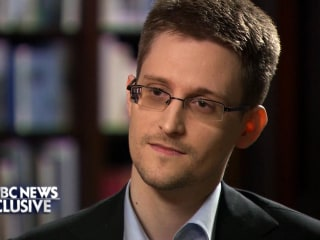 Snowden Strikes Back at NSA, Emails NBC News