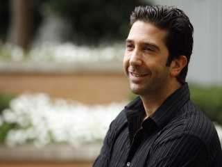 David Schwimmer's 5-Year-Old Daughter 'Loves' Beer