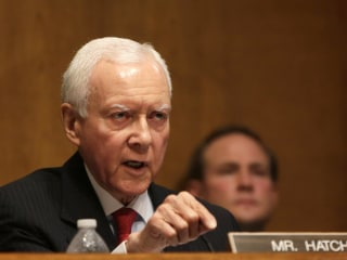 Utah's Orrin Hatch Could Face Democratic Challenger