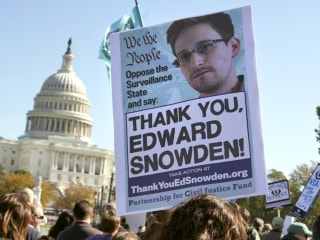 NSA Officials: Snowden Emailed With Question, Not Concern