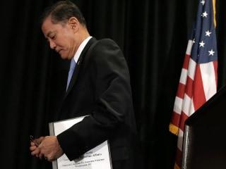 Shinseki: VA Scandal 'Irresponsible' and 'Indefensible'