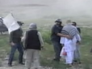 Handshake Handoff: Taliban Video Shows Bergdahl Release