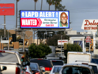 Dorner Stalked LAPD Chief Beck's Dad and Dad's Dog