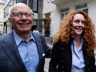 Rebekah Brooks, Rupert Murdoch Protege, Returns to Run British Newspapers