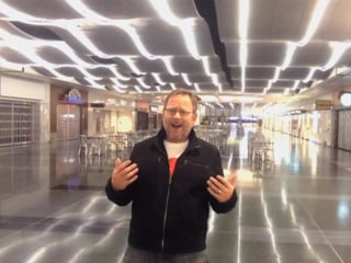5 Speed Reads: Epic Airport Music Video Created 'All By Myself'