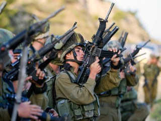 Israeli Forces Search for Missing Boys
