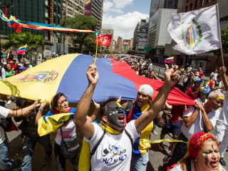 GlobalPost: A Timeline Of Venezuela's Slide Toward Near Disaster