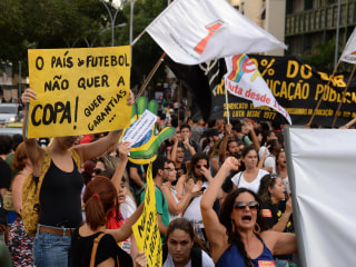 Brazil Postpones Jobs Report –- Everyone's on Strike