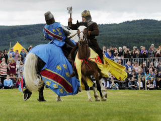 Battle Lines: Scotland Marks Ancient Fight for Independence