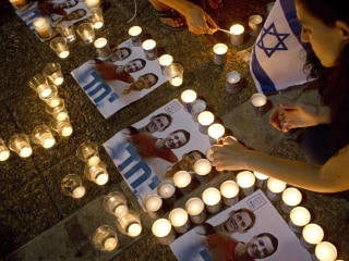 Israelis Mourn Teen Trio's Deaths