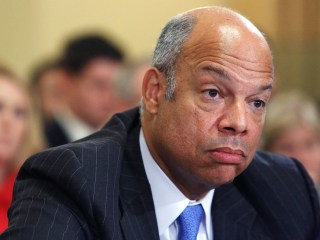Sec. Jeh Johnson: 'Whoops' on Using Personal Email at DHS