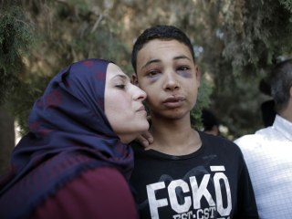 Beaten Florida Teen Tariq Abu Khdeir Mourns Dead Cousin