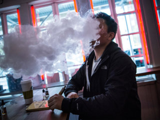 Kids Who Vape More Likely to Become Regular Smokers, Study Finds