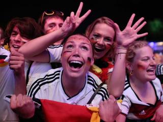 'Wunderbar!' German Soccer Fans Go Wild After Stunning Victory