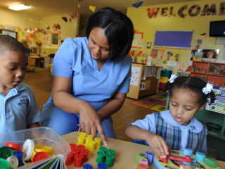 USDA Proposes Healthier Food for Daycares