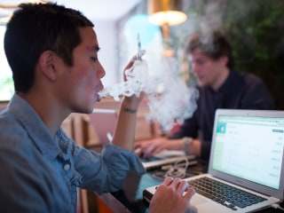 Dripping: Kids Are Trying This Potentially Harmful E-Cigarette Hack