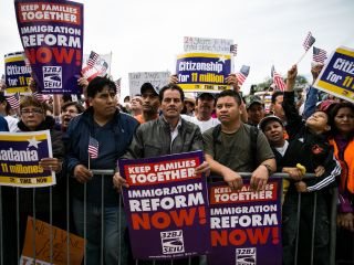 Immigration Activists To Obama: Do It Now