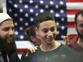 Teen Tariq Abu Khdeir, Allegedly Beaten by Israeli Cops, Back in U.S.