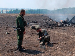Two Ukrainian Fighter Jets Shot Down Near MH17 Crash Site