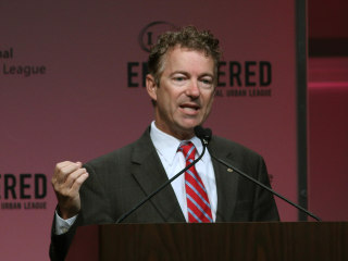 Rand Paul Continues Appeal to African-Americans