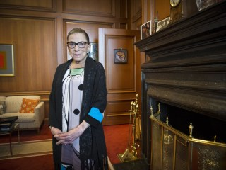 Ruth Bader Ginsburg Is Horrified By Possible Donald Trump Presidency