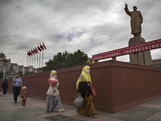 China Bans Veils and 'Abnormal' Beards in Western Province of Xinjiang