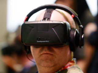 Facebook's Oculus Starts Shipping Rift Virtual Reality Headset