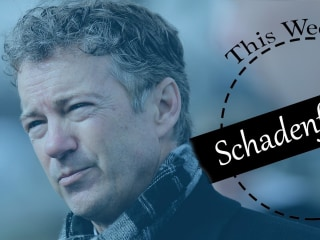 This Week in Schadenfreude: Run for Your Life, Rand Paul!