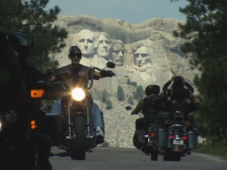Bikers Descend on Sturgis for Annual Motorcycle Rally