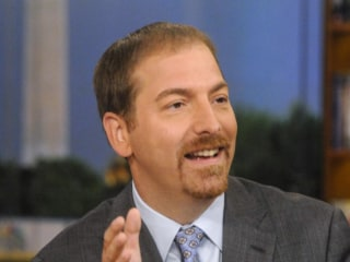 Chuck Todd says Goodbye to The Daily Rundown