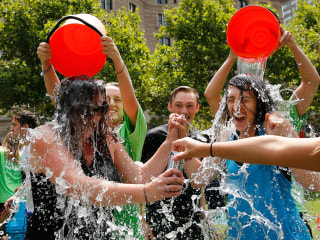 The Next Ice Bucket? New 'Challenges' Test the Formula