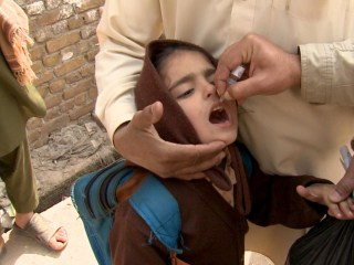 Pakistan Only Country Still Spreading Polio, WHO Says