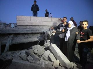 Israel Destroys Homes of West Bank Teens' Alleged Killers