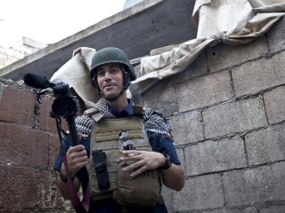 James Wright Foley, Kidnapped Journalist, Apparently Executed by ISIS