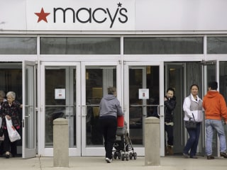 Macy's Is Pursuing Real Estate Opportunities, CEO Says