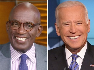 Al Roker and Joe Biden: How Their Bromance Blossomed