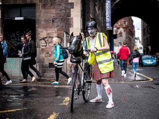 Scotland's Independence Vote Dominates Edinburgh Festival Fringe