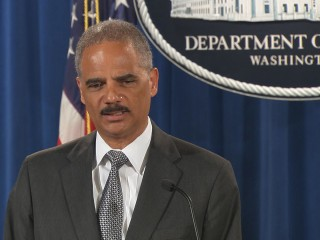Eric Holder on James Foley: 'We Will Not Forget'