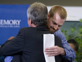 Docs Declare Ebola Patients Kent Brantly and Nancy Writebol No Risk to Public