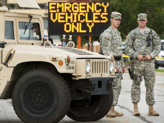 Gov. Nixon Orders National Guard to Withdraw from Ferguson