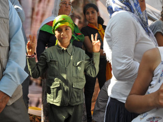 Turkey's PKK Fighters in Iraq and Syria Revive Kurdish Cause