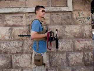 'Difficult Moment to Face:' Photog Remembers James Foley