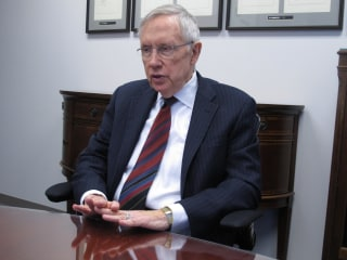 Harry Reid Apologizes for Comments Stereotyping Asians