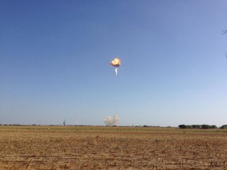 SpaceX Test Flight Detonated After 'Anomaly' Over Texas Town
