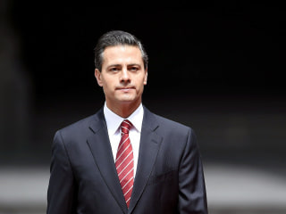 Mexico's Enrique Peña Nieto Increasingly Unpopular: Pew Survey
