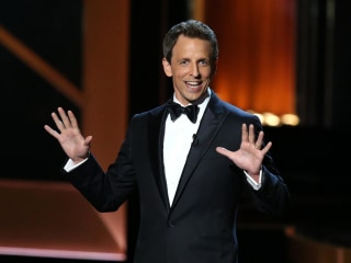 Seth Myers' Best Zingers of the Emmy Awards Monologue