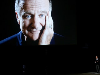 'Robin Williams, What a Concept': Billy Crystal's Moving Tribute