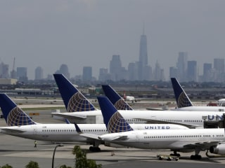 United Jet Diverted as Fliers Fight Over Knee Defender Device