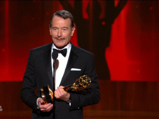 'Breaking Bad' Stars 'in Shock' Over Emmy Wins