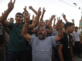 Israel Accepts Egyptian Open-Ended Cease-Fire to End Gaza War